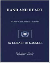 Hand and Heart by Gaskell, Elizabeth Cleghorn