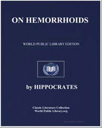 On Hemorrhoids by Hippocrates