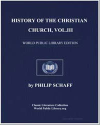History of the Christian Church, Vol. Ii... by Schaff, Philip
