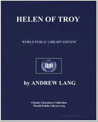 Helen of Troy by Lang, Andrew
