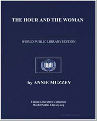 The Hour and the Woman by Muzzey, Annie