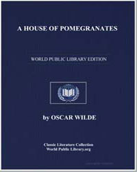 A House of Pomegranates by Wilde, Oscar