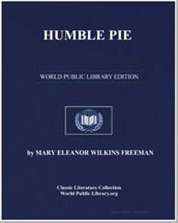 Humble Pie by Freeman, Mary Eleanor Wilkins, Mrs.
