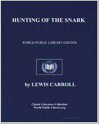Hunting of the Snark by Carroll, Lewis