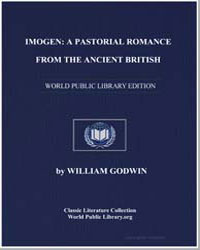 Imogen : A Pastorial Romance from the An... by Godwin, William