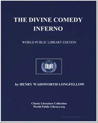 The Divine Comedy : Inferno by Alighieri, Dante