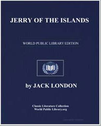 Jerry of the Islands by London, Jack