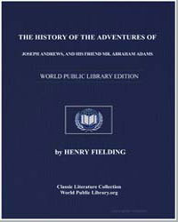 The History of the Adventures of Joseph ... by Fielding, Henry