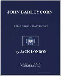 John Barleycorn by London, Jack