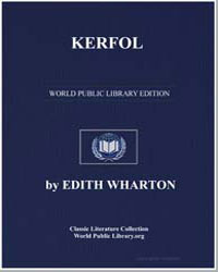 Kerfol by Wharton, Edith