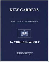 Kew Gardens by Woolf, Virginia