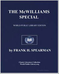 The Mcwilliams Special by Spearman, Frank H.