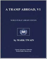 A Tramp Abroad, Vol. 1 by Twain, Mark