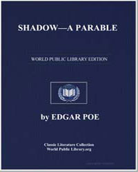 Shadow by Poe, Edgar Allan