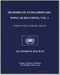 Memoirs of Extraordinary Popular Delusio... by Mackay, Charles