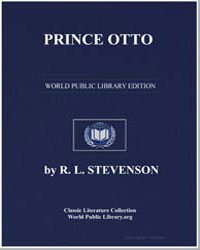 Prince Otto by Stevenson, Robert Louis