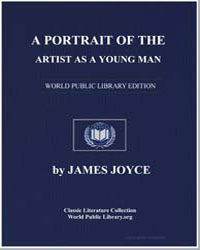 A Portrait of the Artist as a Young Man by Joyce, James