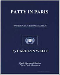 Patty in Paris by Wells, Carolyn