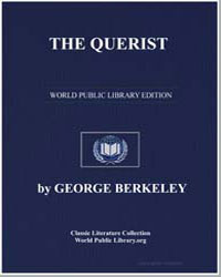 The Querist by Berkeley, George
