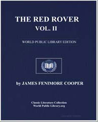 The Red Rover, Volume 2 by Cooper, James Fenimore