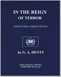 In the Reign of Terror by Henty, George Alfred