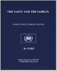 The Saint and the Goblin by Saki