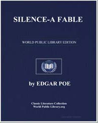 Silence-A Fable by Poe, Edgar Allan