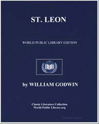 St. Leon by Godwin, William