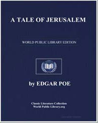 A Tale of Jerusalem by Poe, Edgar Allan