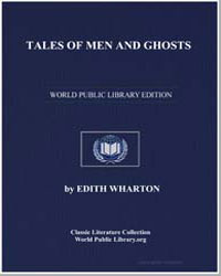 Tales of Men and Ghosts by Wharton, Edith