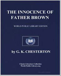 The Innocence of Father Brown by Chesterton, Gilbert K.