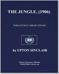 The Jungle by Sinclair, Upton
