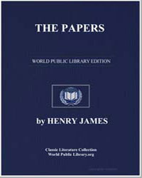 The Papers by James, Henry