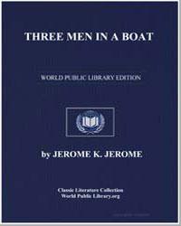 Three Men in a Boat by Klapka, Jerome