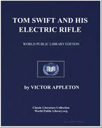 Tom Swift and His Electric Rifle or Dari... by Appleton, Victor