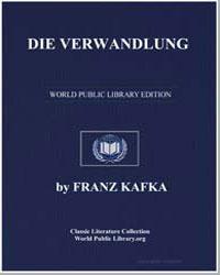 Die Verwandlung by Kafka, Franz
