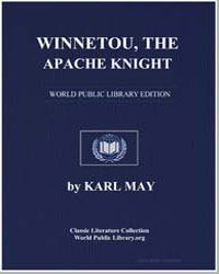 Winnetou, The Apache Knight by May, Karl
