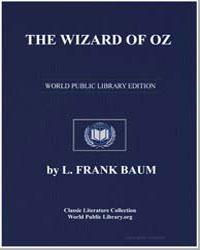 The Wizard of Oz by Baum, Lyman Frank