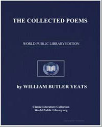 The Collected Poems by Yeats, William Butler