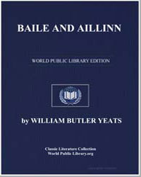 Baile and Aillinn by Yeats, William Butler