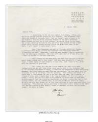 Letter : 1947 September 20 : Langston Hu... by Pearson, Norman Holmes