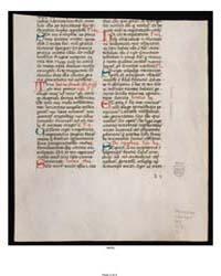 Decreta Fragment: by Catholic Church
