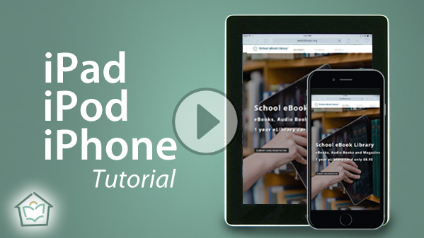 How-To-Tutorials: Download eBooks to the... by School eBook Library