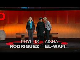TEDtalks Women : 9/11 healing: The mothe... by