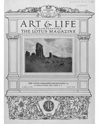 Art & Life : 1919 Nov. No. 5 Vol. 11 Volume Vol. 11 by