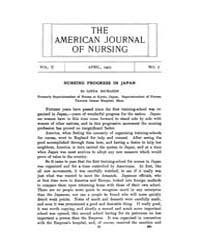 The American Journal of Nursing : 1902 V... Volume Vol. 2 by Kennedy, Maureen, Shawn