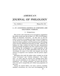 The American Journal of Philology : 1922... Volume Vol. 43 by Larmour, David, H. J.