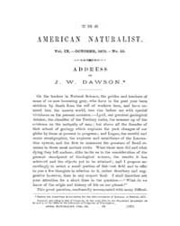 The American Naturalist : 1875 Vol. 9 No... Volume Vol. 9 by McPeek, Mark, A.