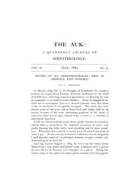 The Auk : 1885 Jul. No. 3 Vol. 2 Volume Vol. 2 by Murphy, Michael