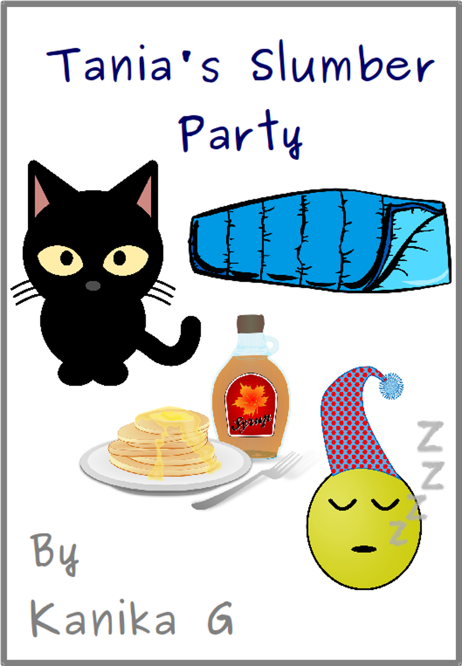 Tania's Slumber Party by G, Kanika